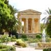 Barrakka Gardens, Valletta