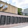Falkland war monument