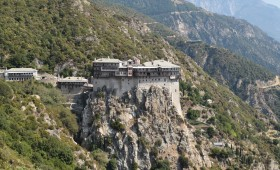 Mount Athos (Greece)